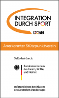 Logo der Initiative 'Integration durch Sport